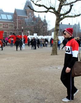Amsterdam-journey